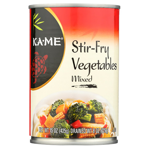 Ka Me Stir Fry Vegetables - 15oz (425g)