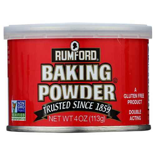 Rumford Baking Powder - 4oz (113g)