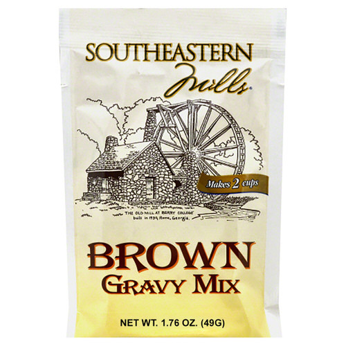 Southeastern Mills Brown Gravy Mix - 1.76oz (49g)