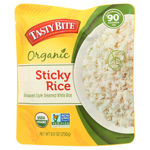 Tasty Bite Sticky Rice - 8.8oz (250g)