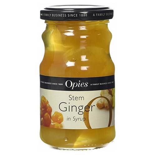 Opies Stem Ginger in Syrup - 9.87oz (280g)