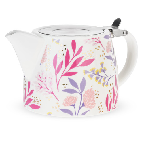 Harper Botanical Bliss Teapot & Infuser by Pinky Up