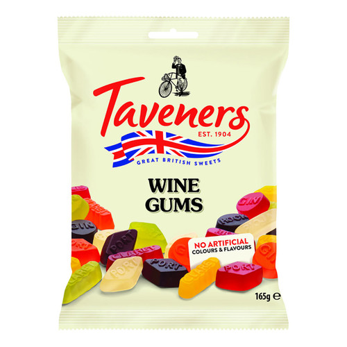 Taveners' Wine Gums - 6.35oz (180g)