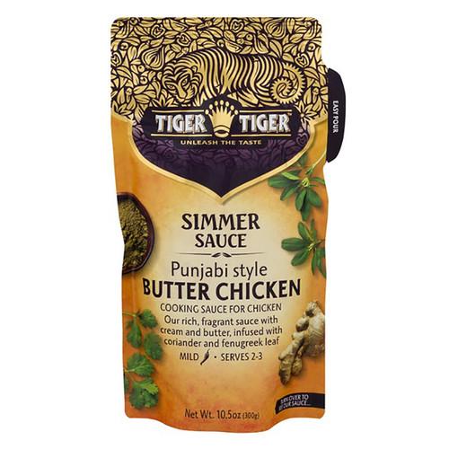 Tiger Tiger Simmer Sauce - Butter Chicken- 10.5oz (300g)