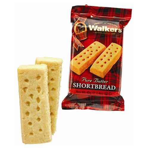 Walkers Shortbread Fingers - 2 Pack - 1.4oz (40g)