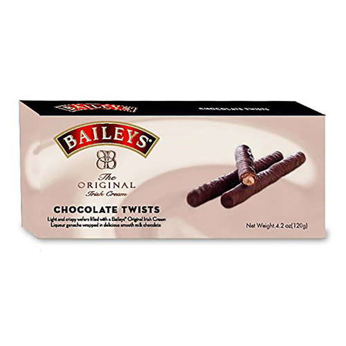 Bailey's Chocolate Twists - 4.23oz (120g)