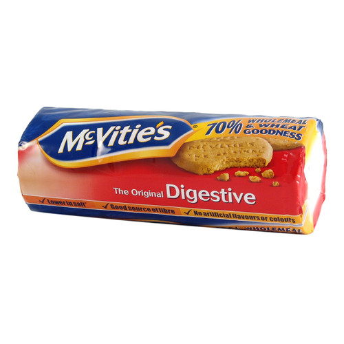 McVitie's Digestives (No Chocolate) - 14.1oz (400g)