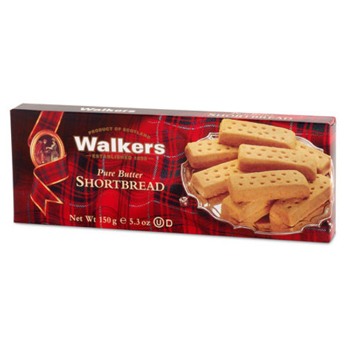 Walkers Shortbread Fingers - 5.3oz (150g)