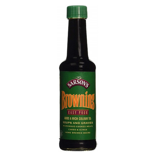 Sarsons Browning Sauce - 5.07oz (150ml)