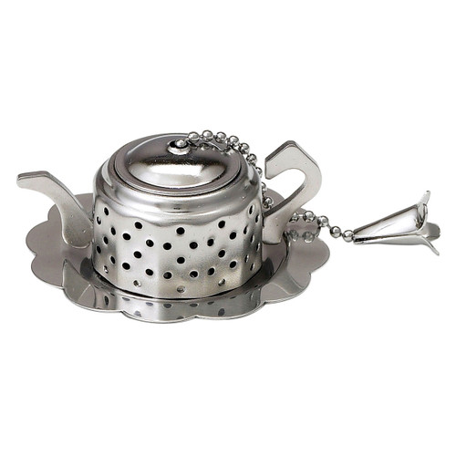 Teapot Tea Infuser with Caddy