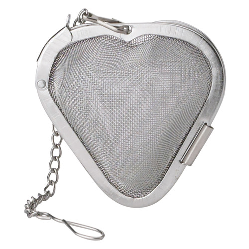 Heart Mesh Tea Infuser