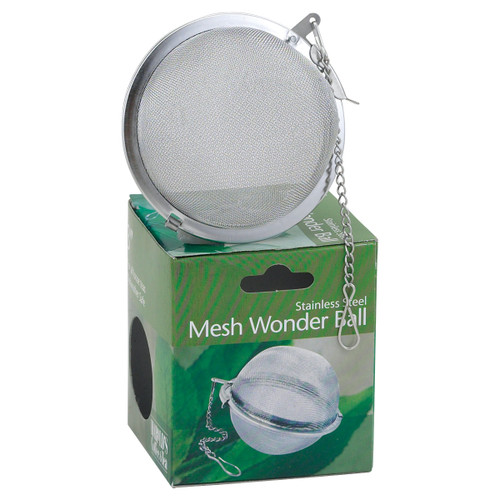 Mesh Jumbo Tea Ball Infuser - 3 Inches
