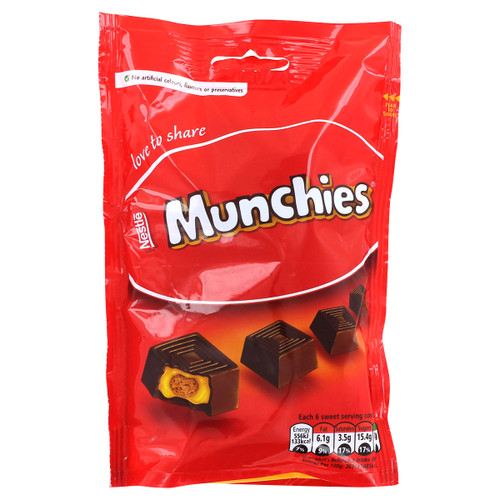 Nestle Munchies - 3.68oz (104g)