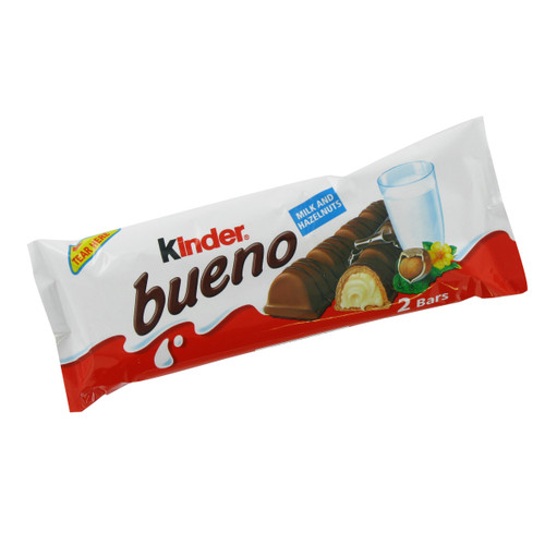 Kinder Bueno Bar - 43g - 1.5oz