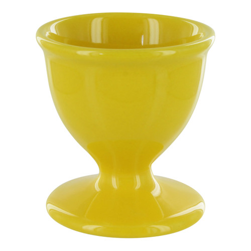 Stoneware Egg Cup - Yellow