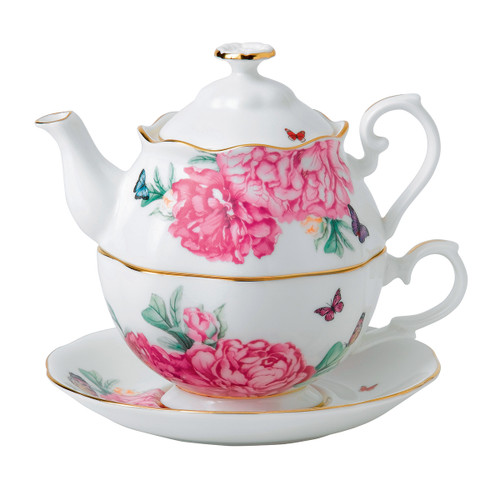 Royal Albert Fine Bone China - Miranda Kerr Friendship - Tea for One Set