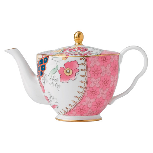 Wedgwood Butterfly Bloom Teapot 12.5oz