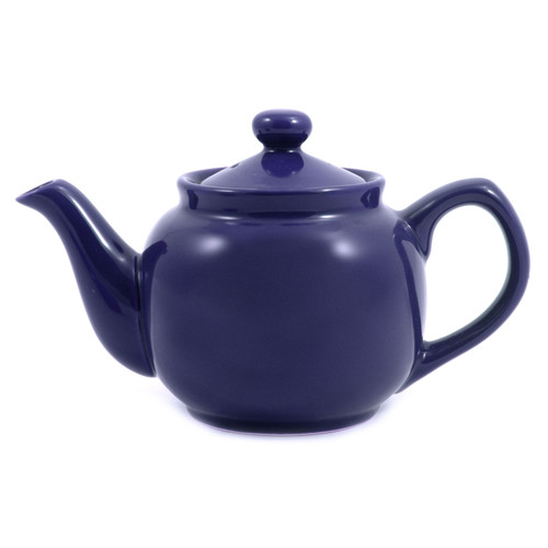 Amsterdam 2 Cup Teapot - Royal Blue