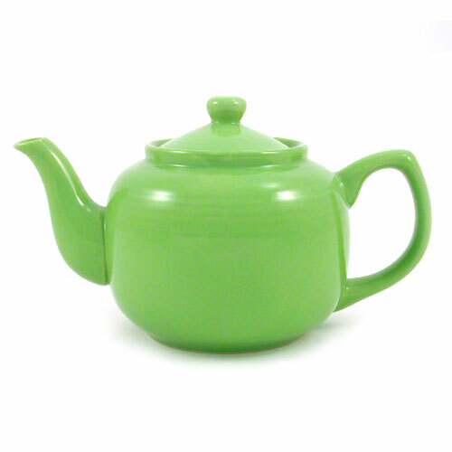 Amsterdam 6 Cup Teapot Lime