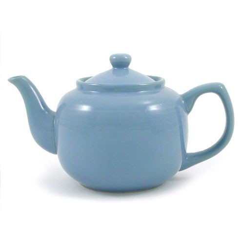 Amsterdam 6 Cup Teapot - Powder Blue