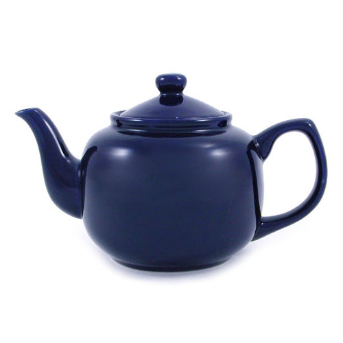 Amsterdam 6 Cup Teapot Royal Blue