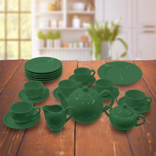 Chloe Deluxe Porcelain Tea Set