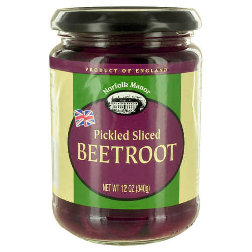 Norfolk Manor's Beetroot - 12oz (340g)