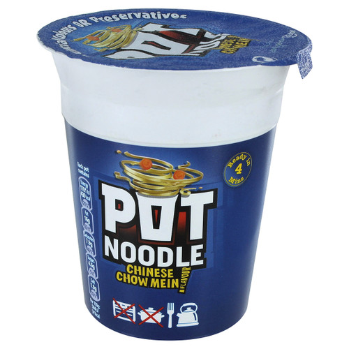 Knorr Pot Noodles Chinese Chow Mein - 3.17oz (90g)