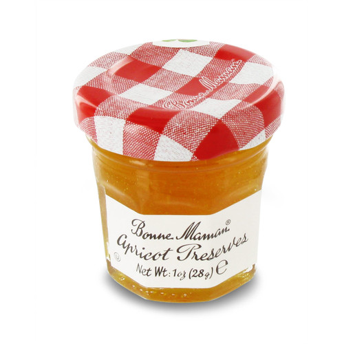 Bonne Maman Mini Preserves - Apricot - 1oz - Pack Size Option