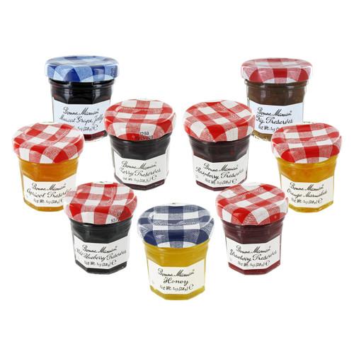 Bonne Maman Mini Preserves Variety Pack