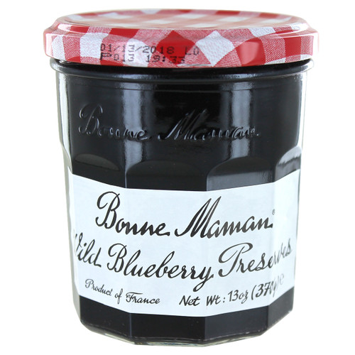 Bonne Maman Wild Blueberry Preserves - 13oz (368g)