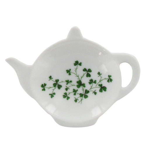 Shamrock Teabag Caddy