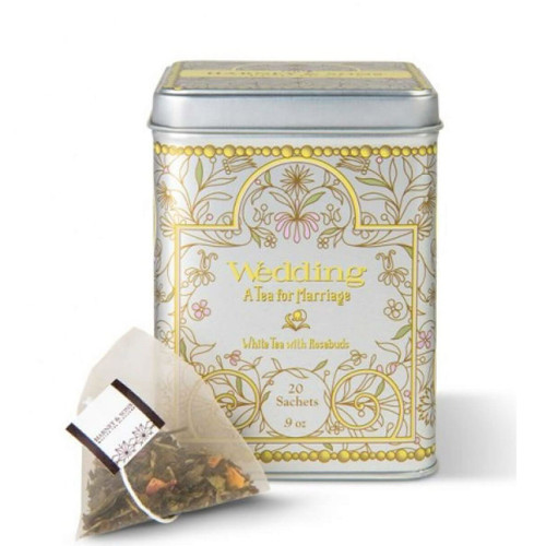 Harney and Sons - Wedding Tea, Tin of 20 Sachets