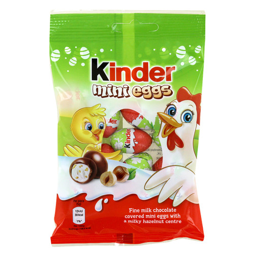 Kinder Mini Eggs - 2.64oz (75g)