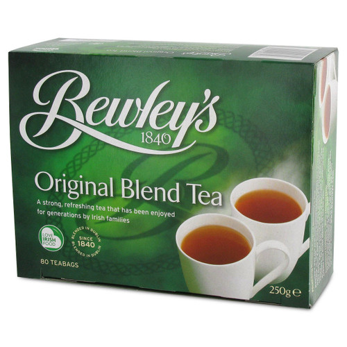 Bewley's Original Blend Tea - 80 count