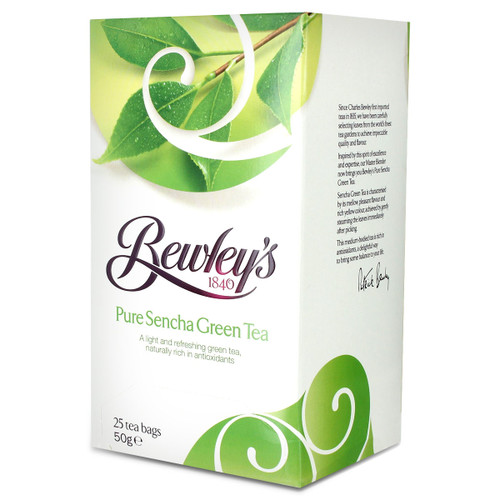 Bewley's Pure Sencha Green Tea - 25 count