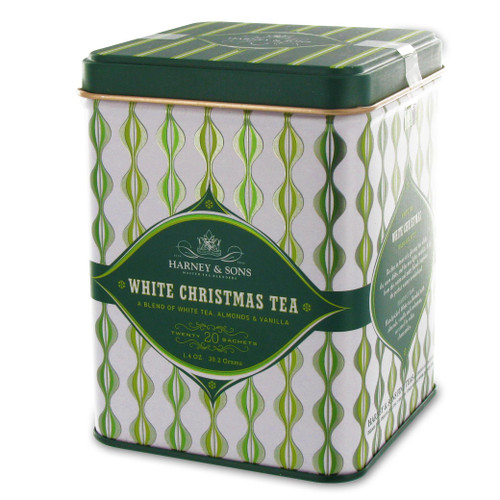 Harney and Sons Tea - White Christmas - 20 count