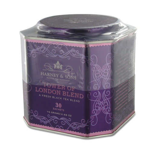 Harney and Sons Tea - Tower of London Blend - 30 count
