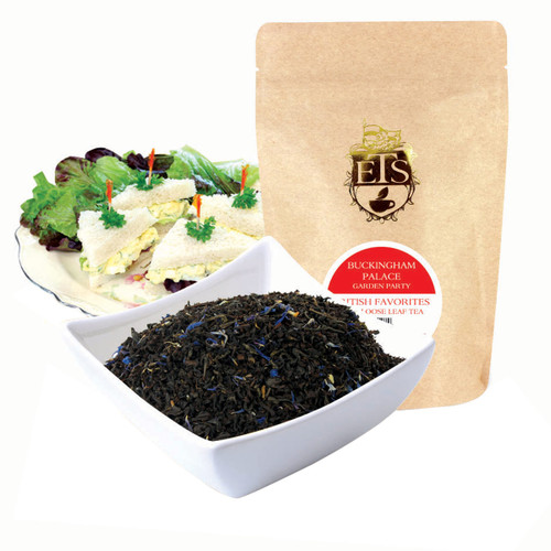 Buckingham Palace Garden Party Tea - Loose Leaf