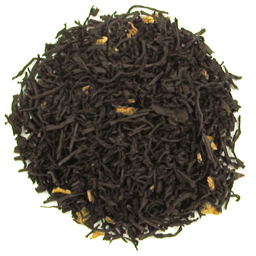 Vanilla Cream Flavored Black Tea - Loose Leaf