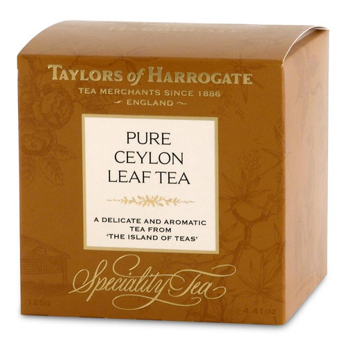 Taylors of Harrogate Pure Ceylon Loose Leaf Tea - 4.4 oz (124g)