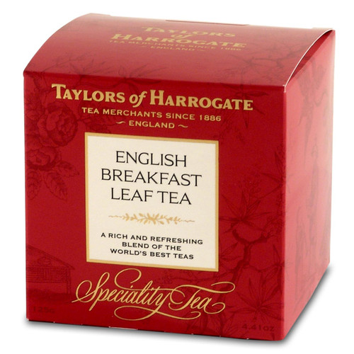 Taylors of Harrogate English Breakfast Loose Leaf Tea - 4.4oz (124g)
