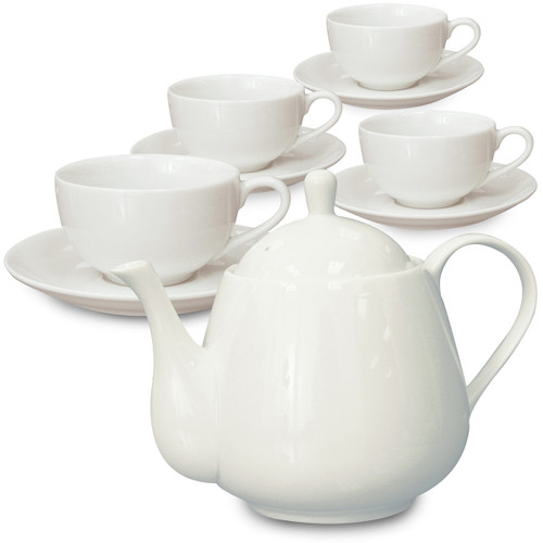 Porcelain Tea Set - Raffles
