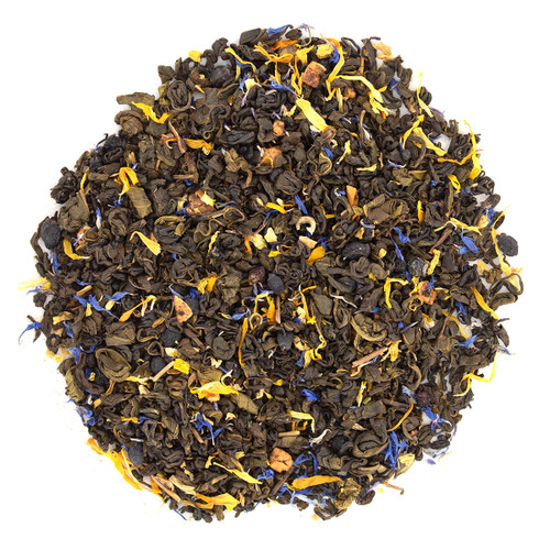 Blueberry Pie Green Tea - Loose Leaf