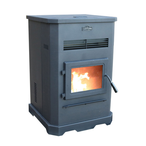 Large Pellet Stove- 1800 sq. ft- F500205