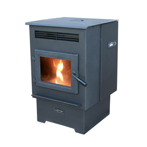 Medium Pellet Stove- 1200 sq. ft- F500200