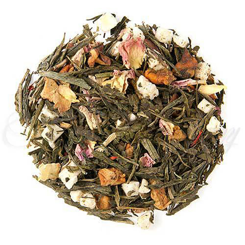 Golden Apple Spice Green Loose Leaf Tea
