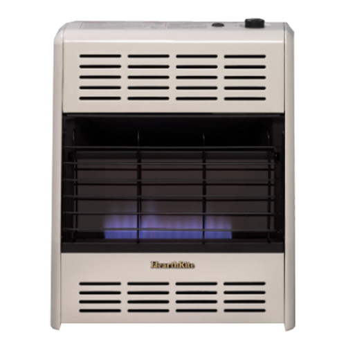 Empire 20,000 BTU Blue Flame Natural Gas Heater Manual Temperature Control