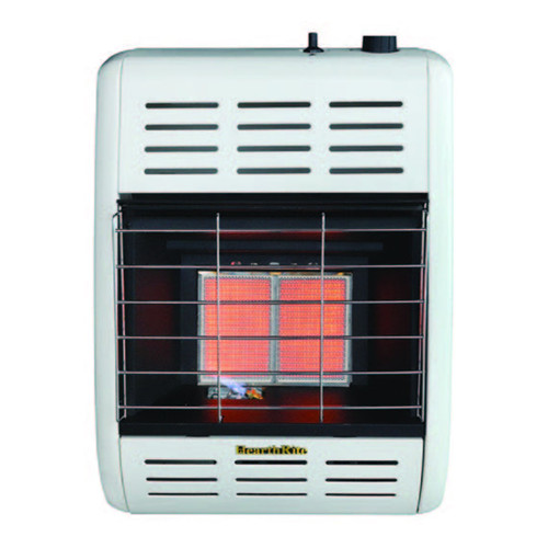 Empire 10,000 BTU Natural Gas Heater Manual Temperature Control