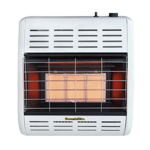 Empire 18,000 BTU Natural Gas Heater Manual Temperature Control